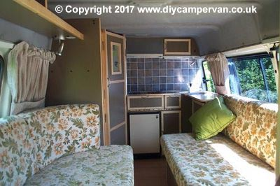 Build a Camper Van
