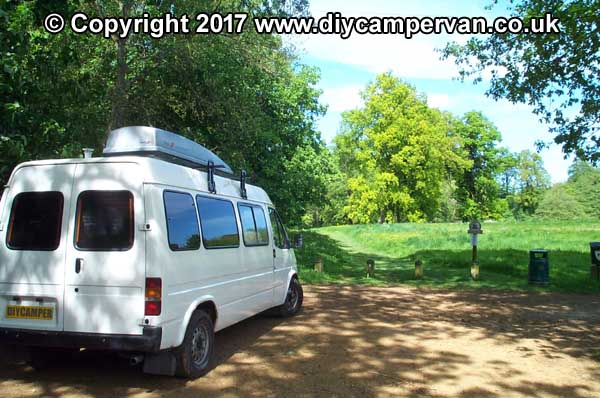 How to convert a van into a camper van