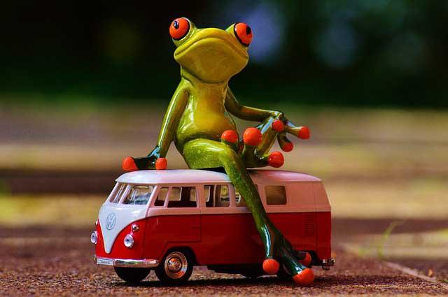 micro camper van