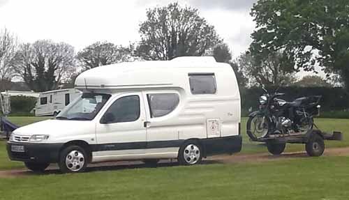 micro camper vans