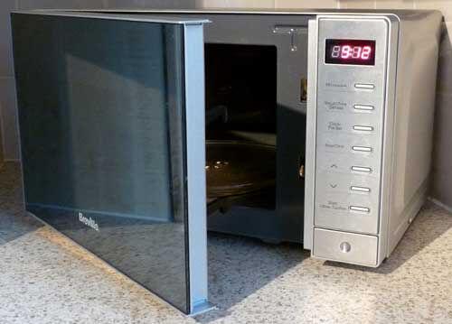 campervan microwave