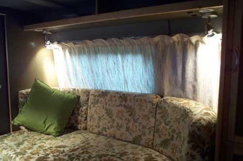 diy campervan curtains