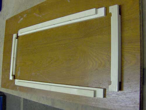 campervan cupboard doors