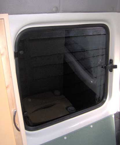 campervan window tints