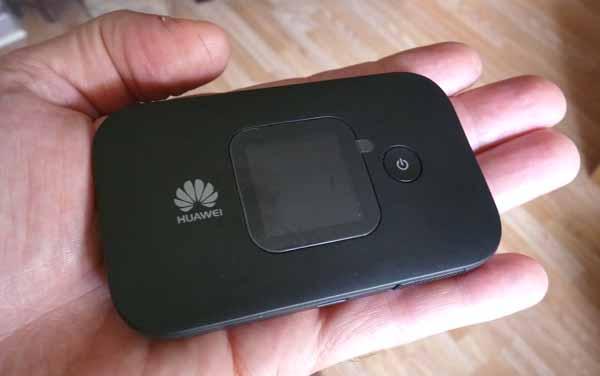 Huawei E5577C mifi
