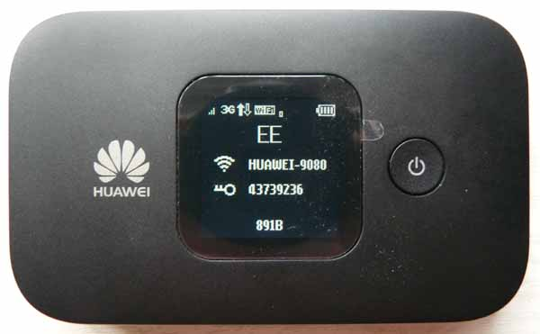Huawei e5577c screen
