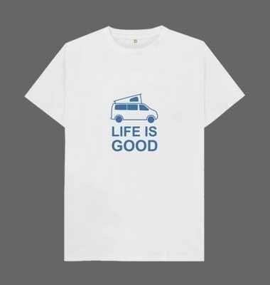 campervan t shirt
