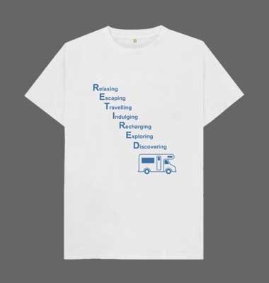 motorhome tshirt