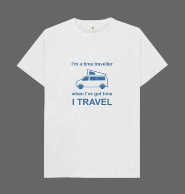 campervan t shirt